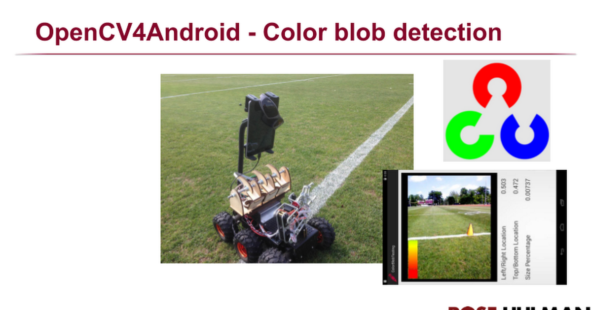 OpenCV4Android Color Blob Detection - Google Slides