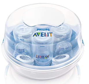 Best Budget Option: Philips AVENT Microwave Steam Sterilizer