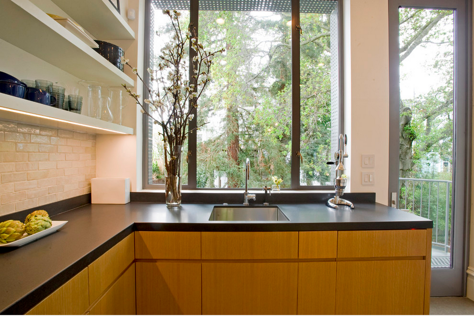 top countertop materials for the kitchen 7 photos