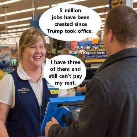 The Walmart Subreddit Has Been Flooded With Pro-Union Memes 3