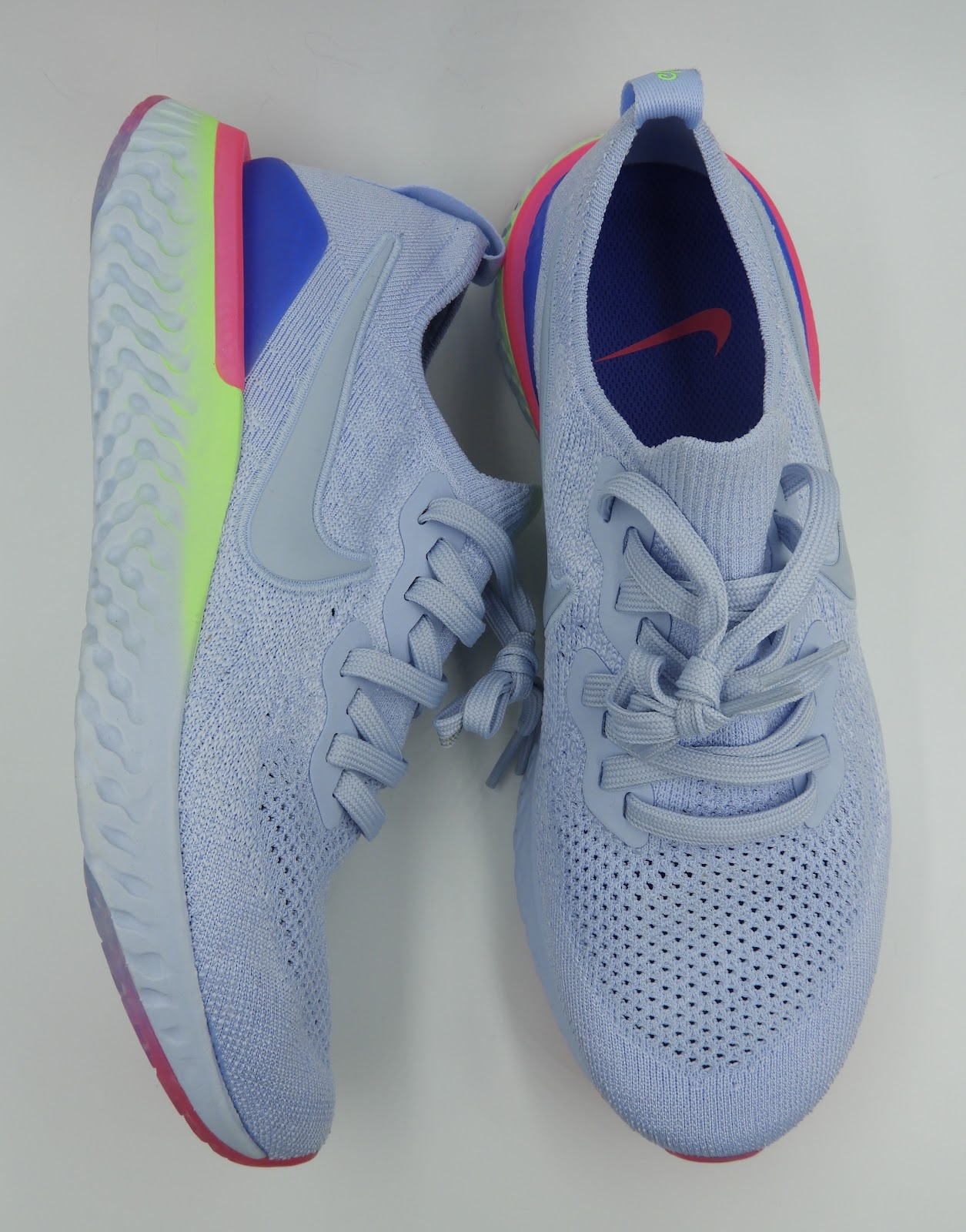 1a232288528 Road Trail Run: Nike Epic React Flyknit 2 Review: A Subtle yet ...