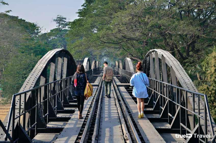2. สะพานข้ามแม่น้ำแคว