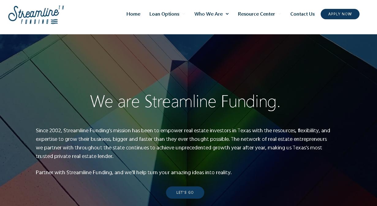 Streamline Funding review