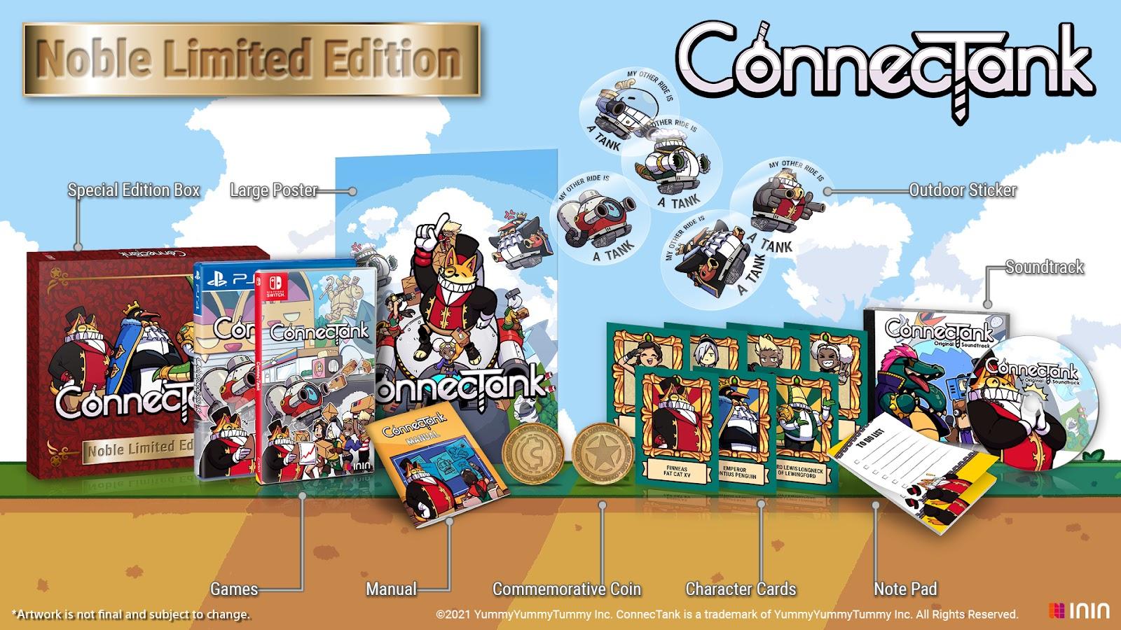 Noble Limited Edition Packshot