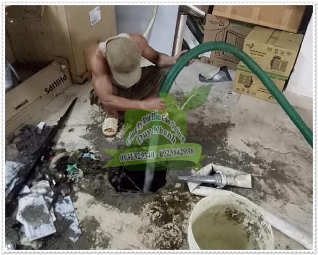 Duy Khánh – Công ty rút hầm cầu quận 5 chuyên nghiệp nhất tại TPHCM