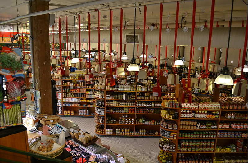 DeLaurenti's Specialty Food and Wine: What to do in Seattle's Pike Place Market