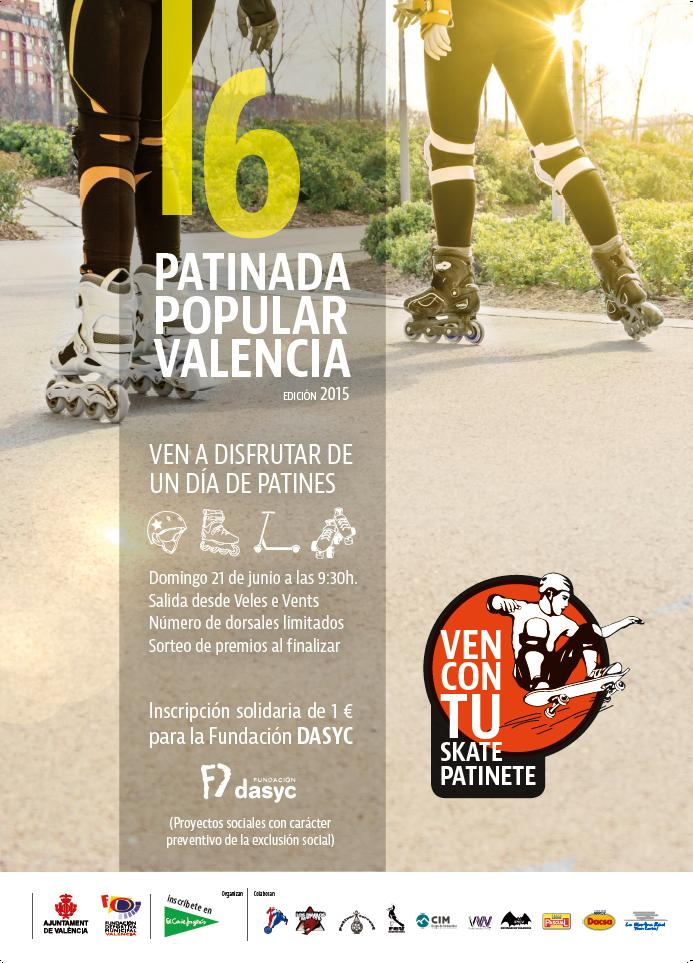 cartel patinada popular valencia