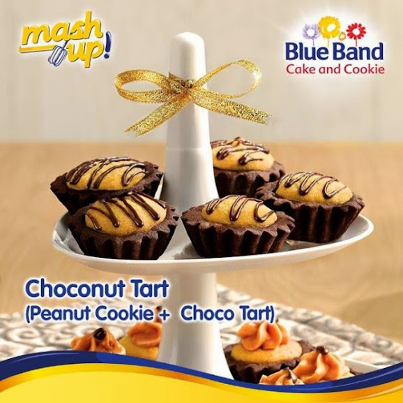 Permalink to Resep Cara Membuat Choconut Tart ala Blue Band