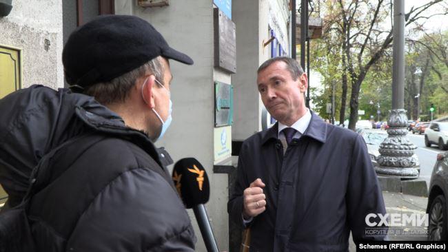«Схеми» запитали в Михайла Папієва, в чиїх інтересах він звертався як народний депутат