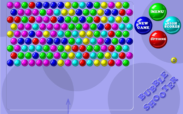 online bubble games puzzle