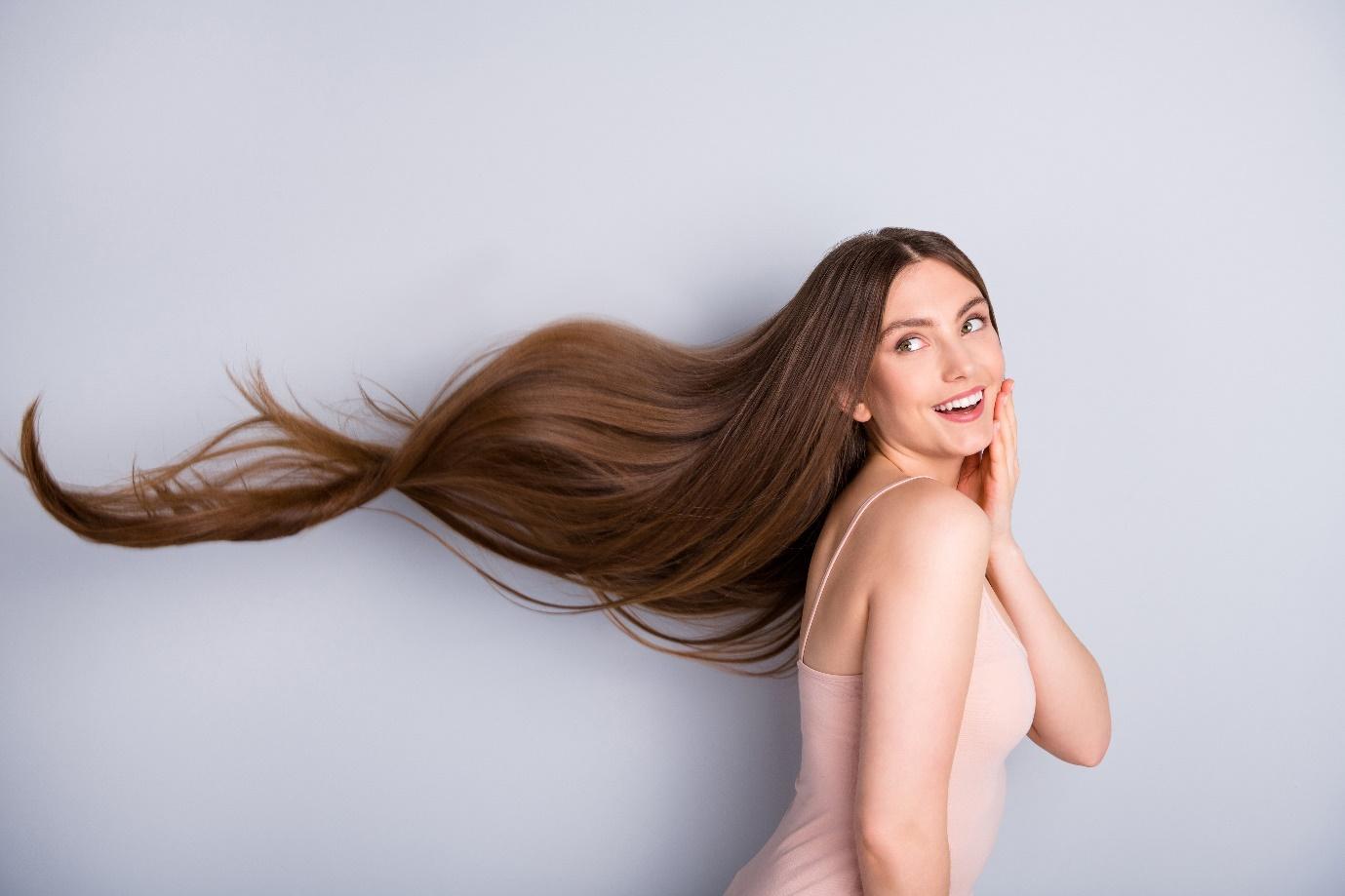 Healthy & Voluminous Hair