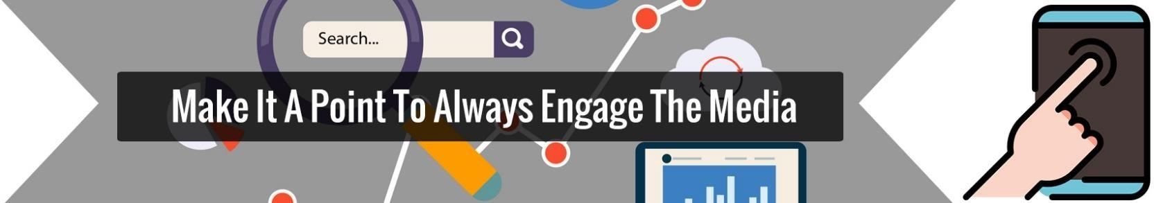 how to boost local seo by engaging the media