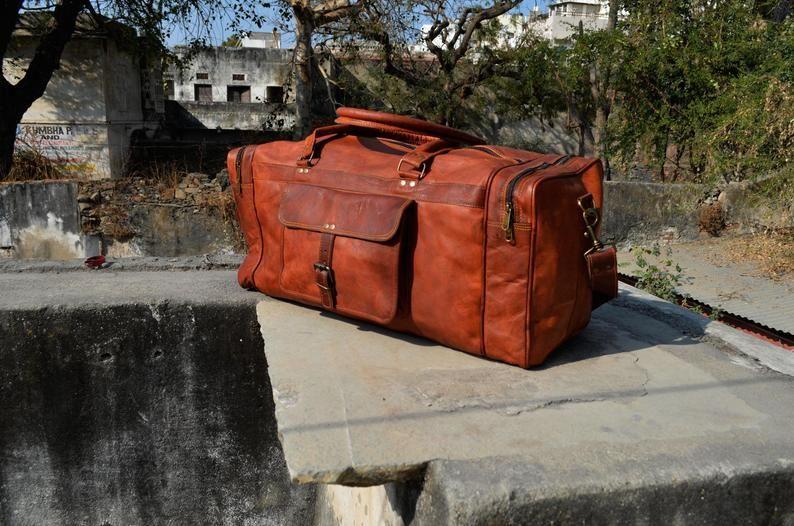 Mordern Types of Duffle bags