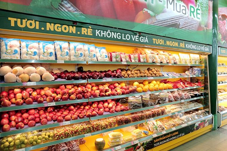 Giới thiệu các loại trái cây tươi đang bán tại Bách hóa XANH