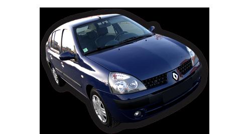 Clé Renault Clio Symbol