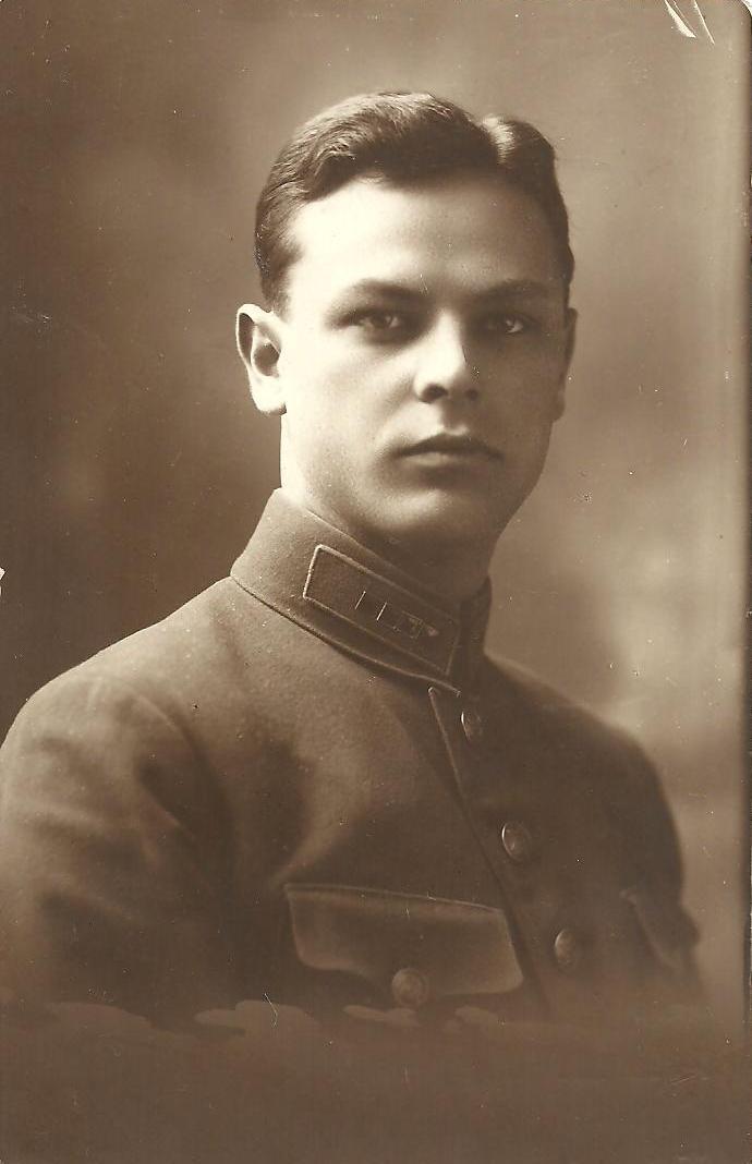 Павло Кисельов у 1929-му. З особистого архіву Ольги Ромасько
