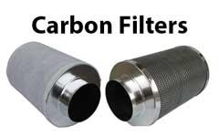 Filtros de Carbono e Purificadores de Carbono - a melhor maneira de se livrar de odores na sala de cultivo