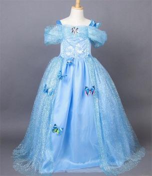 sukienka elsy z krainy lodu 1