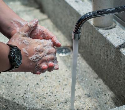 cara buat hand sanitizer