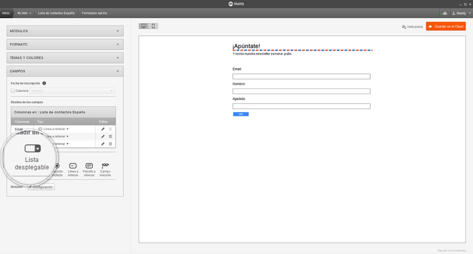 Cómo utilizar una buena herramienta de Email Marketing