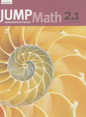 JUMP Math 2 1 Book 2 Part 1 of 2