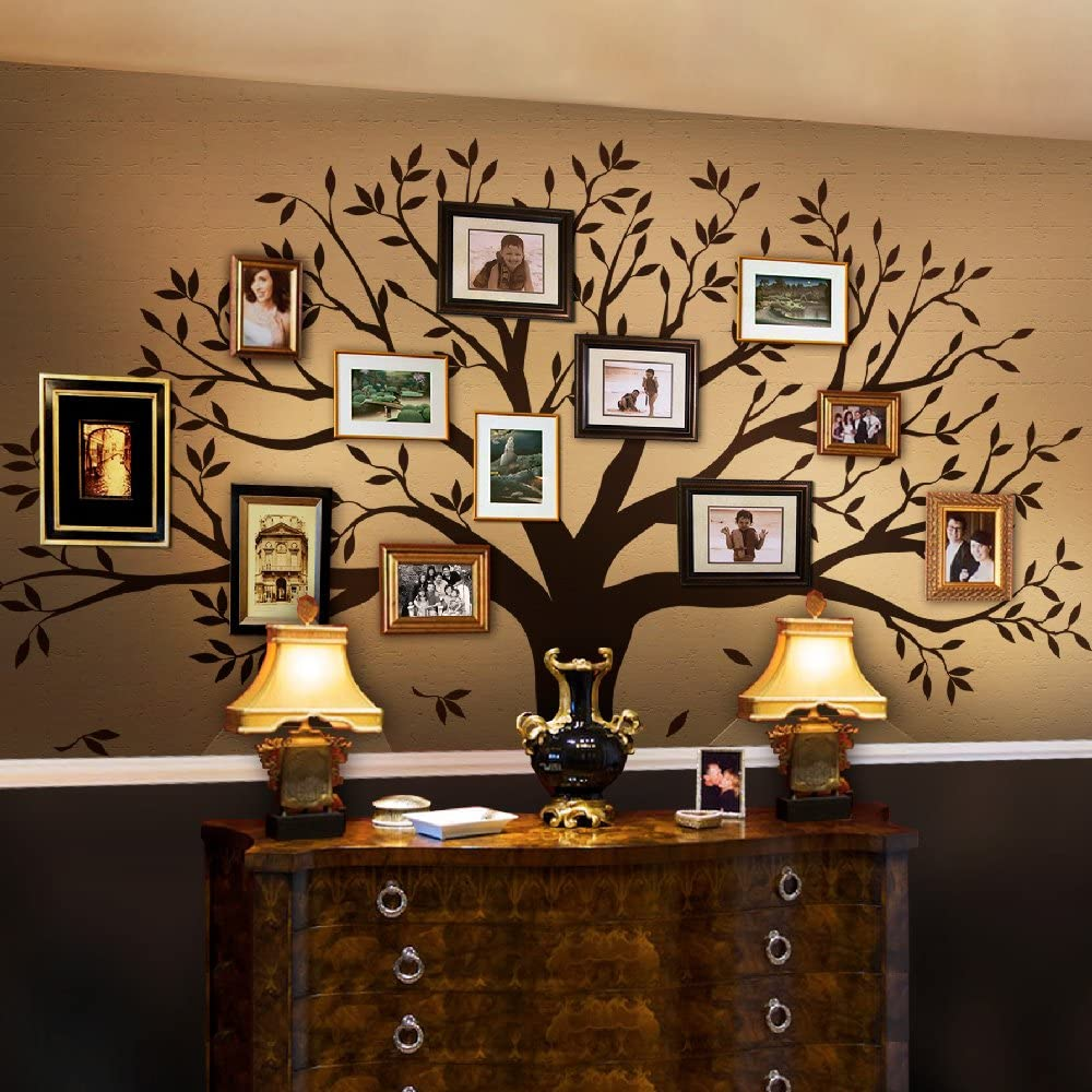 Combine Tree Decals And Family Photos