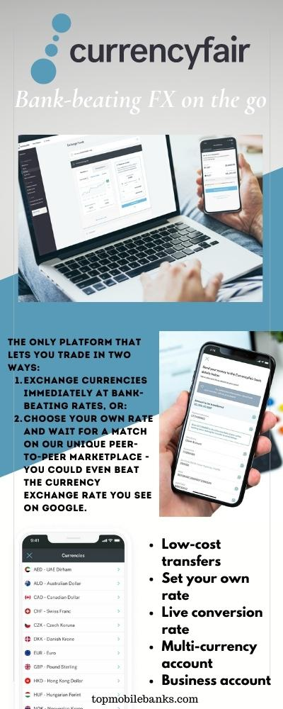 currencyfair review infographic