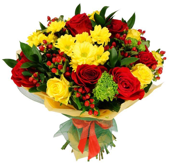 """Bukiet """"I Love You"""" - Kwiatowa Przesyłka"""