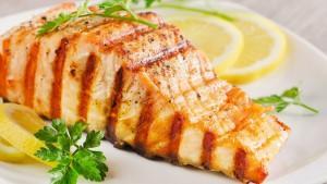 cách ướp cá hồi nướng chanh