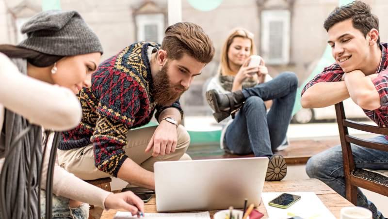 comportamiento de los millennials en internet