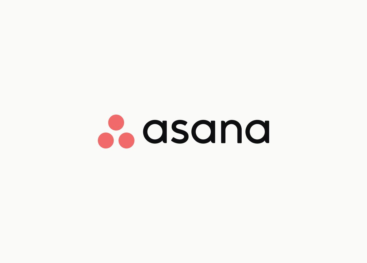 Logo de Asana
