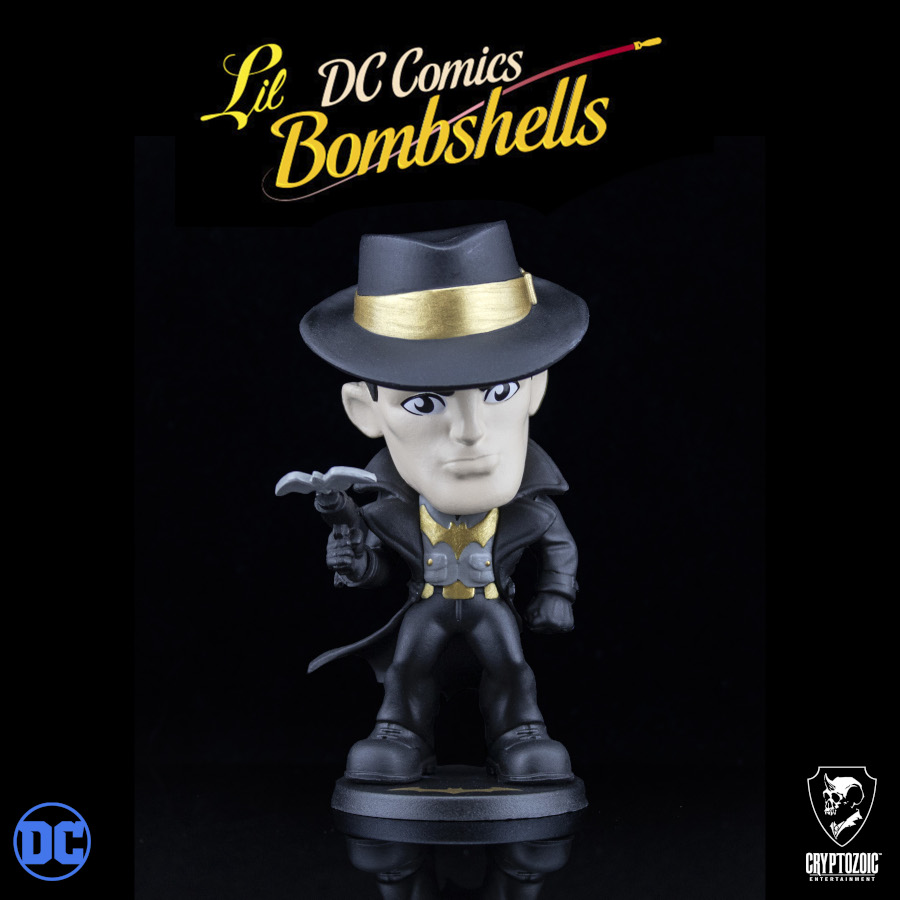 Black & Gold Batman (DC Lil Bombshells: Series 3)