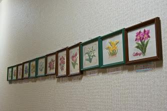 八八・お母さんの刺繍作品