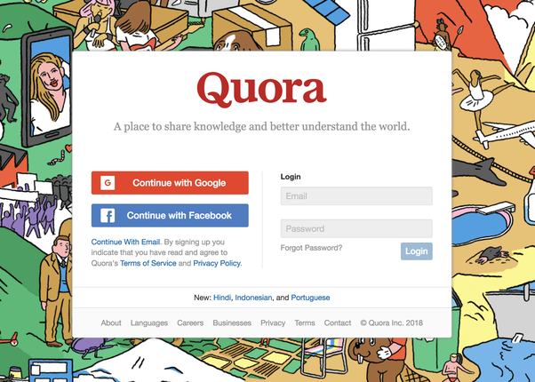 Quora is the tenth Best B2B Lead Generation Tool example | The article is 21 of the Best B2B Lead Generation Tools for 2020