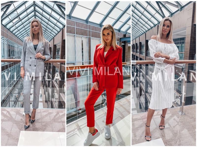 ViVi Milano — интернет-магазин итальянской одежды на территории России