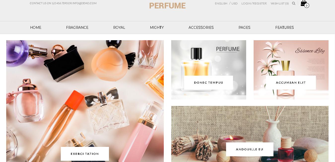 perfume
