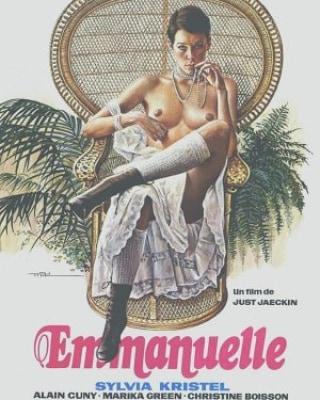 Emmanuelle (1974, Just Jaeckin)