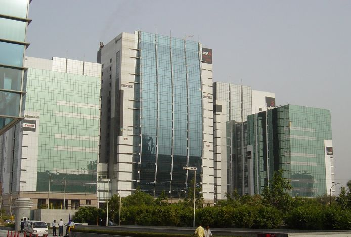 Gurgaon cresceu no rastro da especulação imobiliária, por iniciativa privada