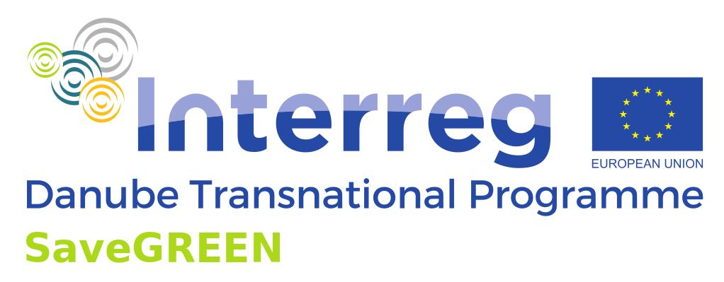 Interreg SaveGREEN logo