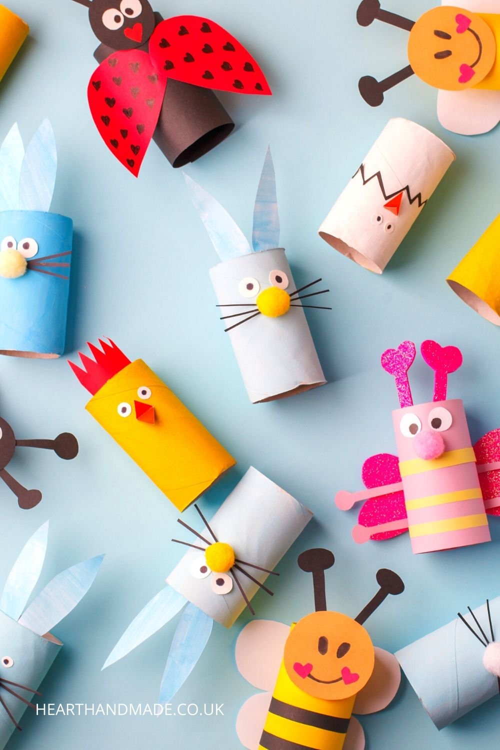 7 Adorable Easter Crafts To Keep Occupied During Lockdown