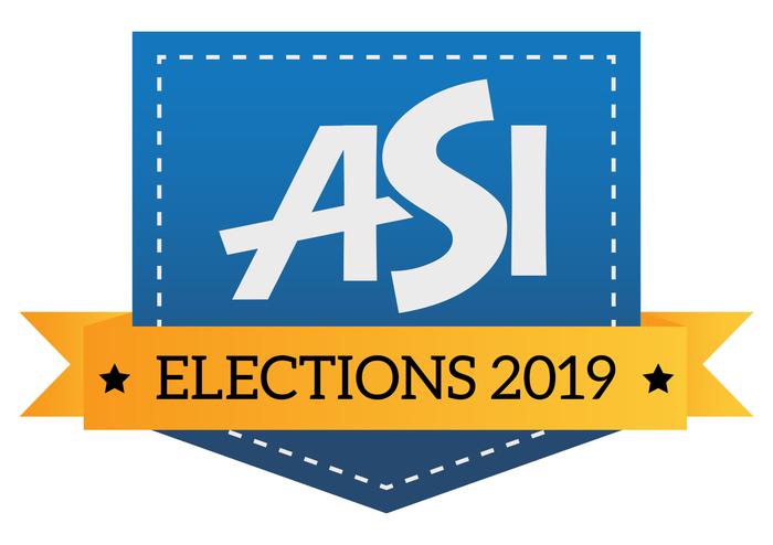 ASI Elections 2019 Logo