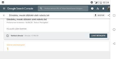 Seputar webmaster tool