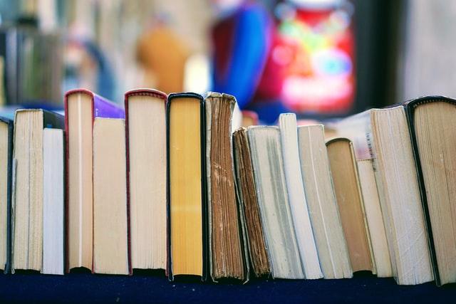 Sixteen old books