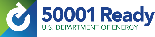 Logo of 50001 Ready U.S. Department of Energy