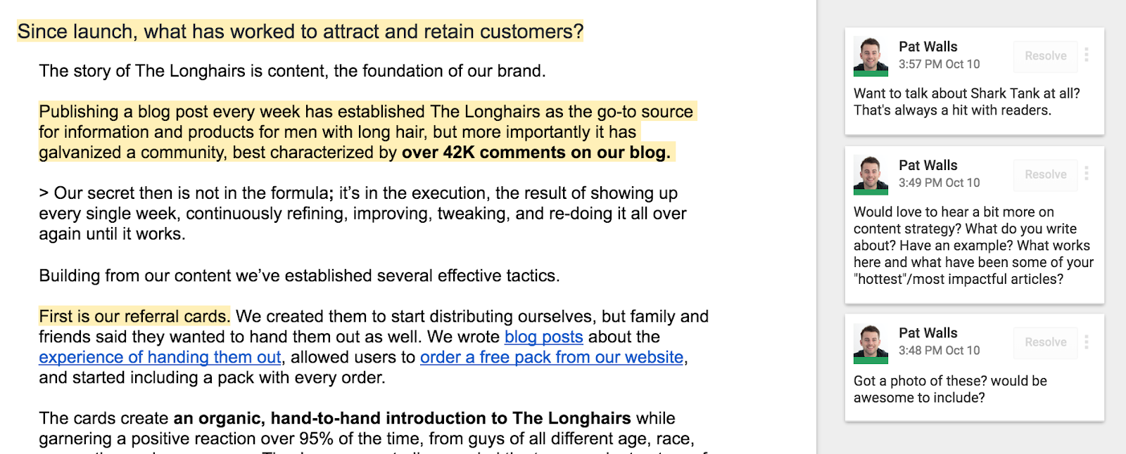 How I Published 142 Blog Posts in 12 Months