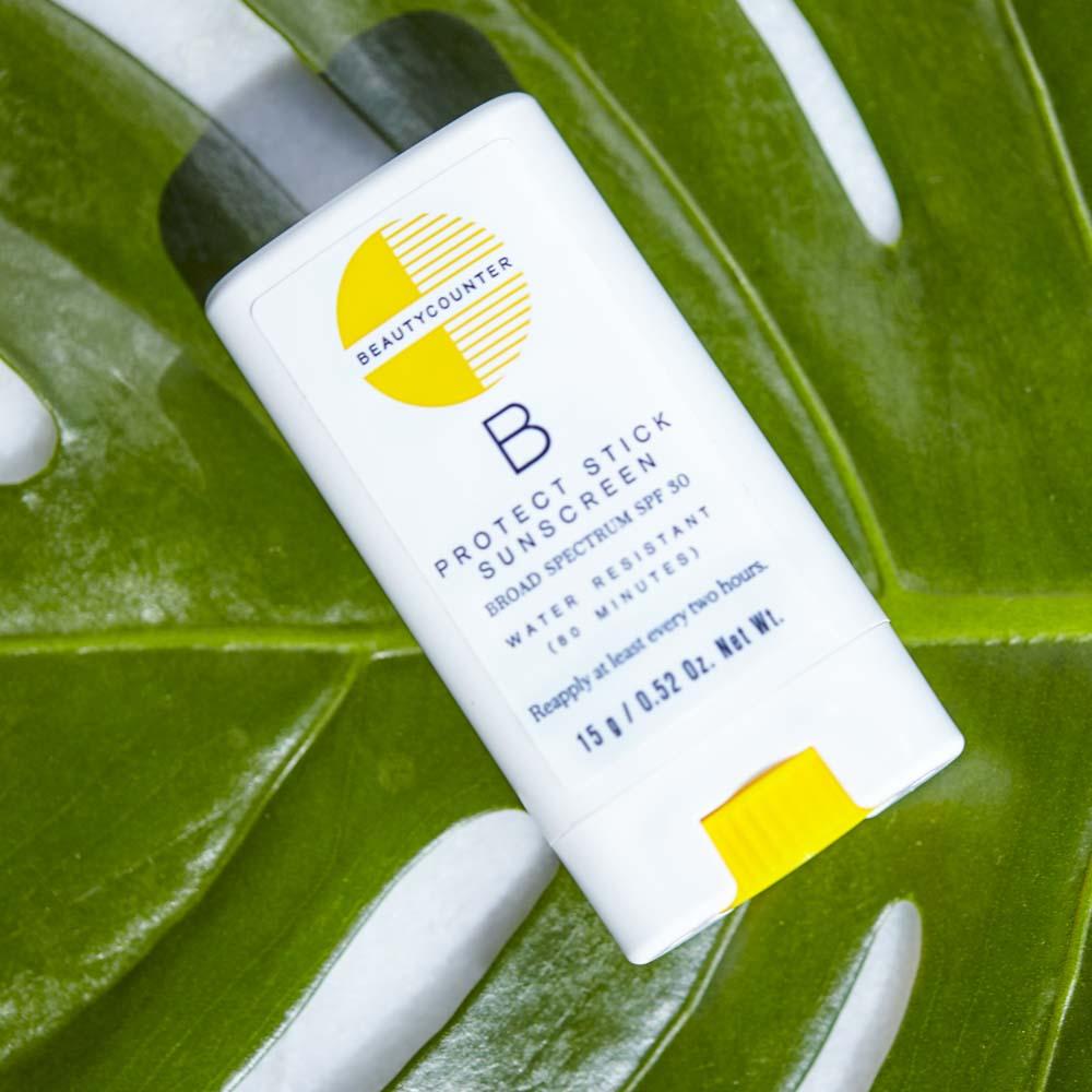ageless skin care - Beautycounter Protect Stick Sunscreen