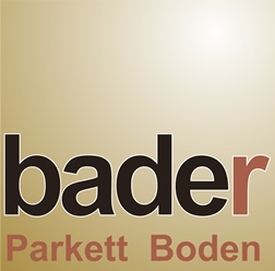 Parkett Boden Bader Logo 2019