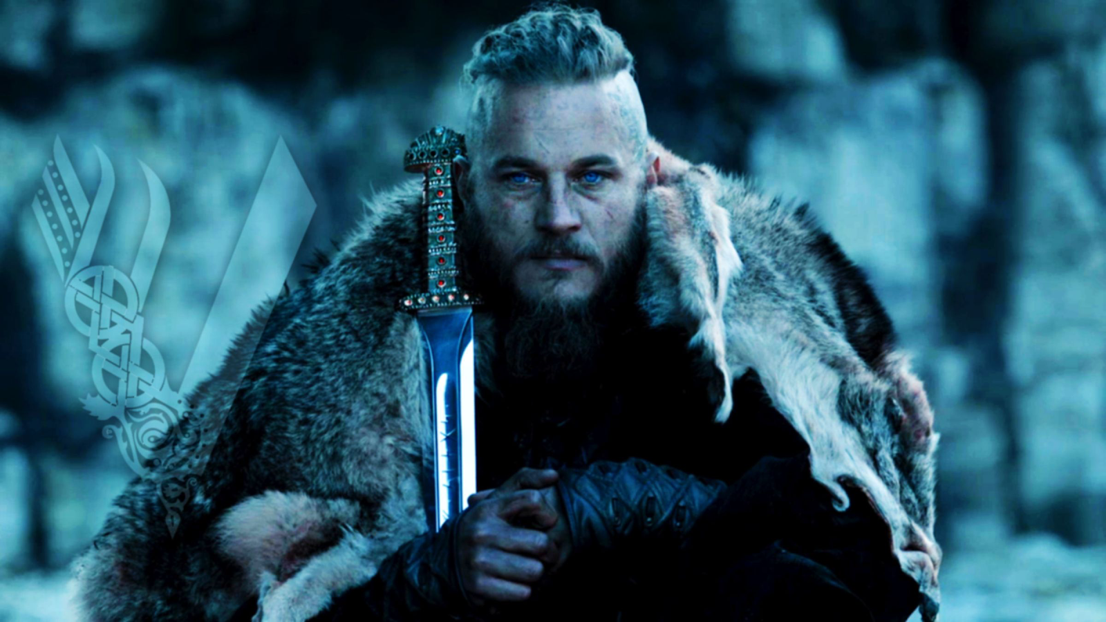 Desktop Vikings HD Wallpapers (com imagens) | Vikings ragnar ...