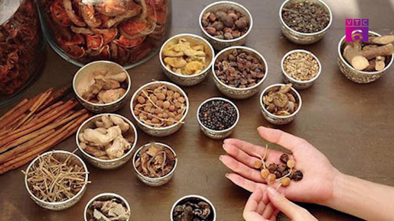 Thành phẩn thảo dược tự nhiên có trong trường xuân vương