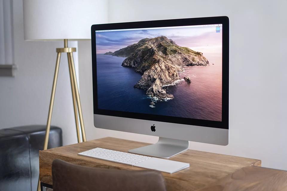 cấu hình iMac 27 inch 2020 Retina 5K